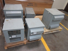 3 Phase Transformer 11 KVA 600V to 600YV
