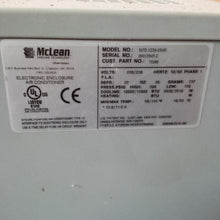 McLean M52 Side Mount IndoorAir Conditioner 12000 BTU Single Phase