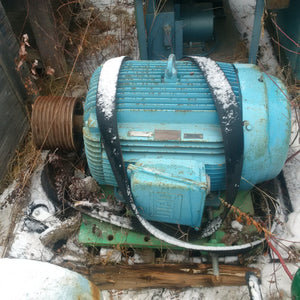 150 HP Electric Motor - WEG