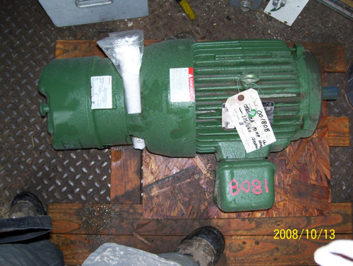 10 HP Toshiba Electric Motor