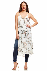 Malachi Tunic - White