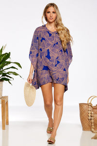 Turner Coverup - Blue