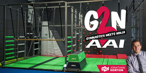 G2N - Where Gymnastics Meets Ninja