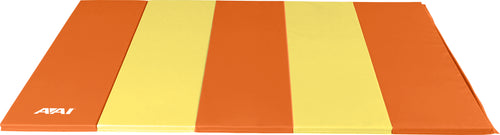 2.0 5x10 V2 Folding Mats - Orange & Yellow