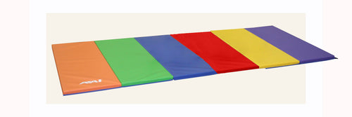 2.0 6x12 V4 Folding Mats - Orange/Lime/Royal/Red/Yellow/Purple