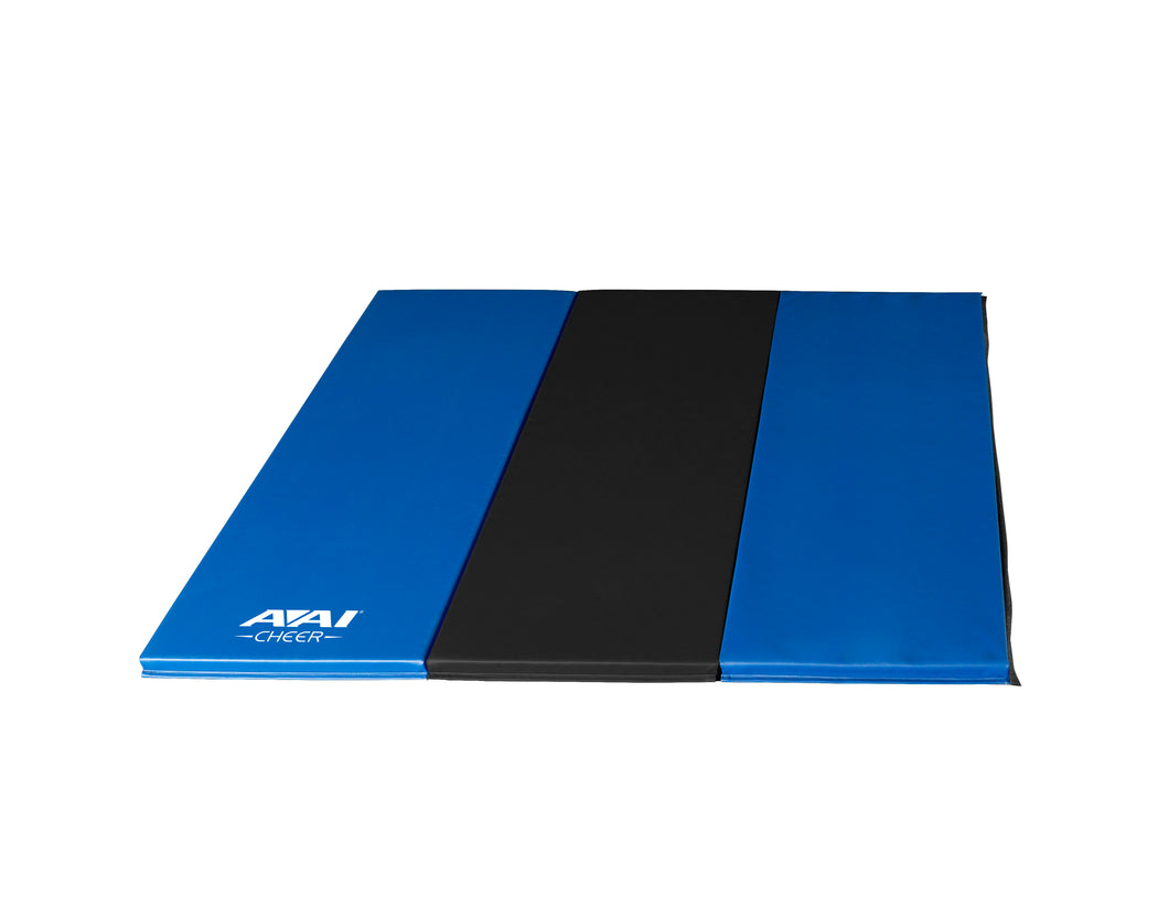 1.5 4x6 V2 Folding Mats - Royal & Black