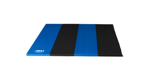 1.5 4x8 V2 Folding Mats - Royal & Black