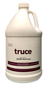 Truce Chalk Cleaner in Gallon Jug