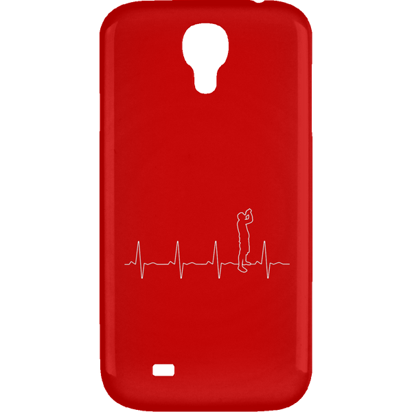 Heartbeat Samsung Galaxy 4 Case