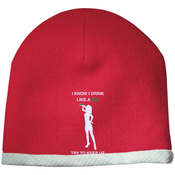 Ladies Sport-Tek Performance Knit Cap