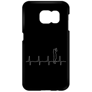 Heartbeat Samsung Galaxy S7 Phone Case