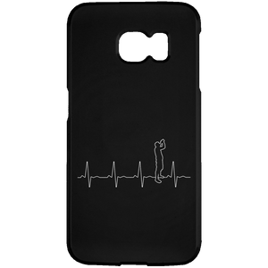 Heartbeat Samsung Galaxy S6 Edge Case