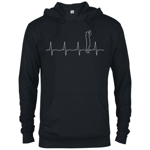 Heartbeat French Terry Hoodie