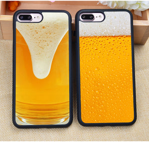 Crazy Beer iPhone Cases
