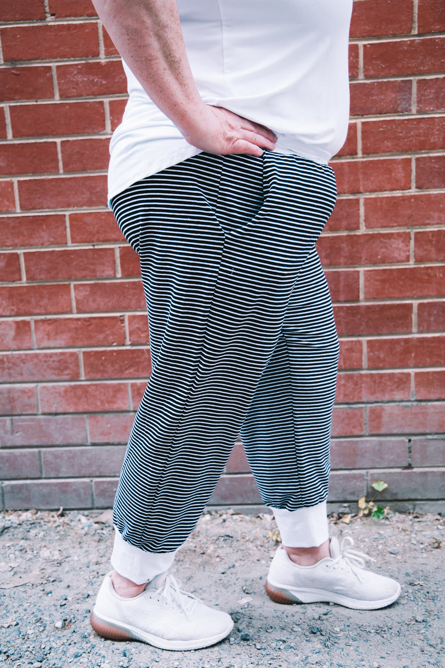 Ophelia relaxed fit pants -pre order