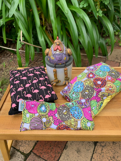 Relax Lavender Eye Pillow Gift Box