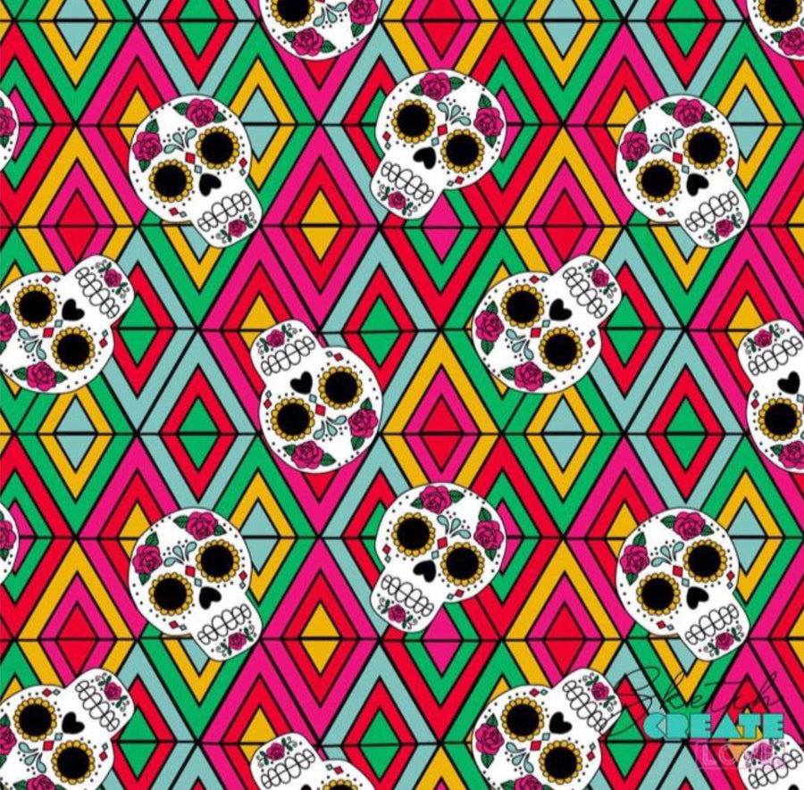 Candy Skulls (Day of the dead)