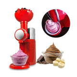 Automatic Frozen Fruit Dessert Machine. DIY Fruit Ice Cream, Slushies.  Healthy Frozen treats and EASY to make.