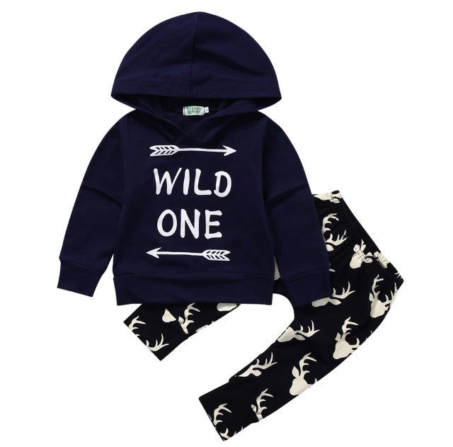 bc4b616bd11f Wild One Hoodie and Leggings – Wisemom Baby Boutique