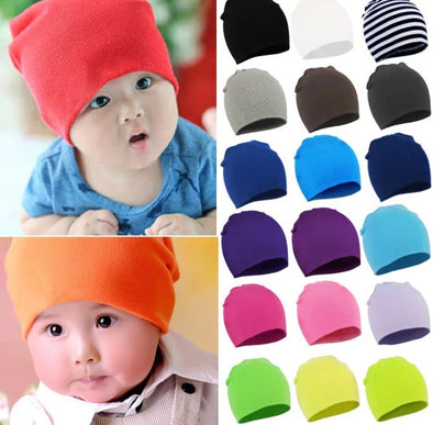 Soft Cotton Jersey Beanie