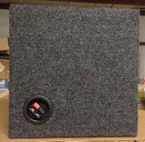 "12"" Pioneer TS-SW3002S4 Speaker Box Subwoofer Enclosure Shallow Mount Sub Box"