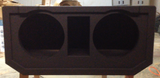 "Cadillac Escalade EXT Chevy Avalanche Midgate Replace 18"" Subwoofer Box"