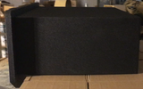 "Cadillac Escalade EXT &  Chevy Avalanche Midgate Replace 18"" Subwoofer Box"