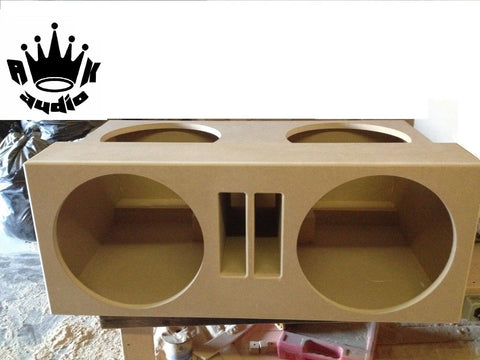 Bubble Chevy Impala Caprice Buick Roadmaster 4 15's Speaker Box Sub Subwoofer Enclosure