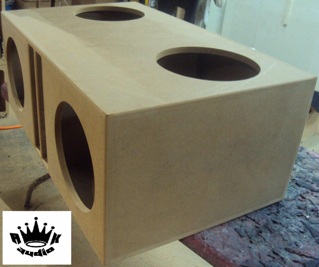 "Chevrolet Caprice Box Chevy 4 12"" Speaker Box Sub ..."