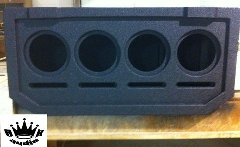 "Alex's Chevy Avalanche Cadillac Escalade Speaker Box Midgate Replace Sundown Audio X 8""Subwoofer Enclosure"
