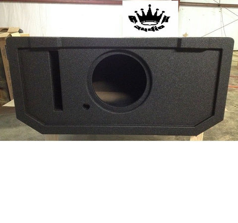 Carpet and Vinyl Chevy Avalanche Cadillac Escalade Speaker Box Midgate Replace Sundown Audio X Series Subwoofer Enclosure