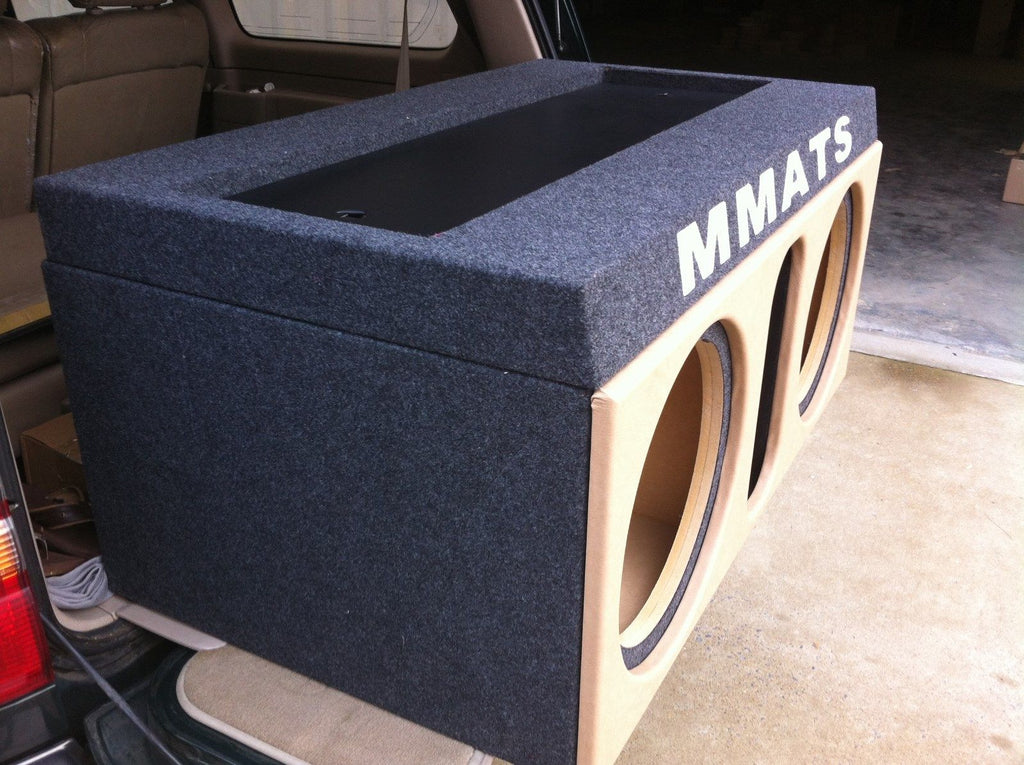 Chevy Tahoe GMC Yukon Speaker Amp Rack Box Subwoofer ...