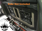 "Chevy Avalanche Cadillac Escalade EXT 3 12"" Ported Speaker Box Midgate Sub Subwoofer Enclosure"