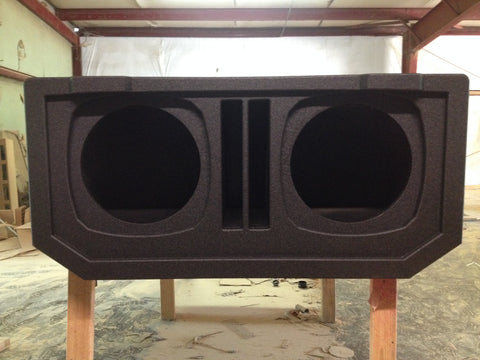 CHEVY AVALANCHE CADILLAC ESCALADE SPEAKER BOX ORION HCCA SUB MIDGATE SUBWOOFER ENCLOSURE