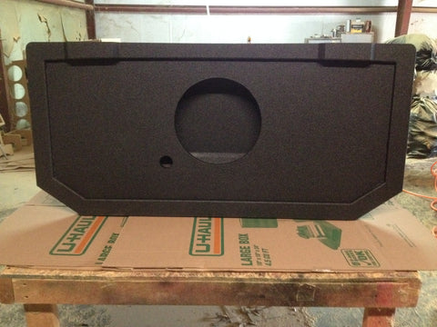 "Chevy Avalanche Cadillac Escalade Speaker Box Midgate Replace Sub Subwoofer Enclosure 15"" Sundown Audio E15 v.3 Series Sub"
