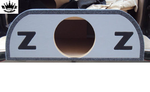 "Nissan 350z 12"" Speaker Box Sub Subwoofer Enclosure Box"