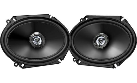 "JVC 6"" x 8"" 2-Way Speakers CS-DR6820"