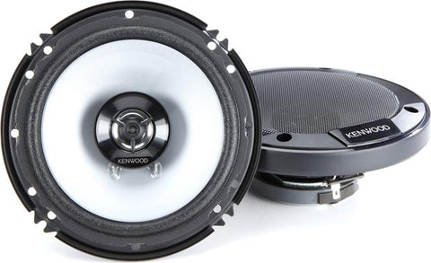 "Kenwood 6.5"" 2-Way Speakers KFC-1666S"