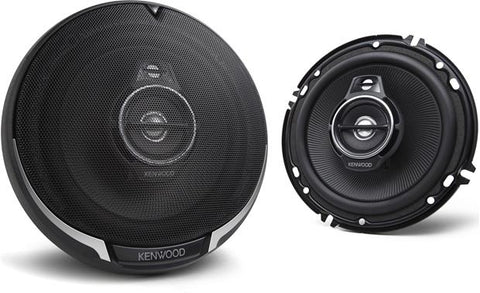 "Kenwood Performance Series 6.5"" 3-Way Speakers KFC-1695PS"