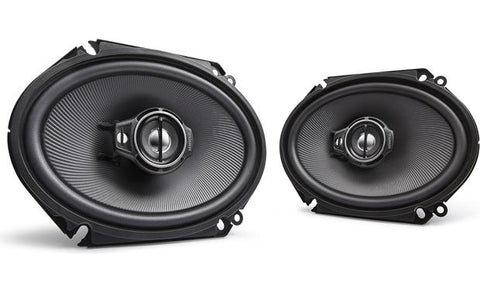 "Kenwood Performance Series 6"" x 8"" 3-Way Speakers KFC-C6895PS"