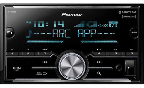 Pioneer Double Din Digital Media Receiver MVH-S600BS
