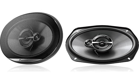 "Pioneer 6"" x 9"" 3-Way Speakers TS-G690"