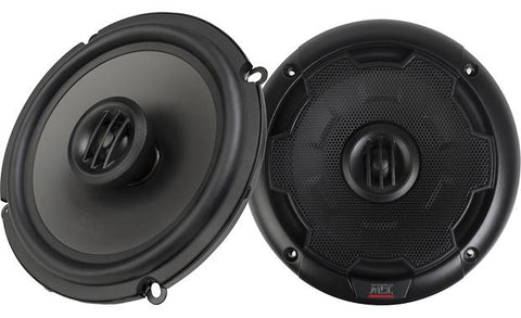"MTX Thunder Dome Series 6.5"" 2-Way Speakers Thunder65"