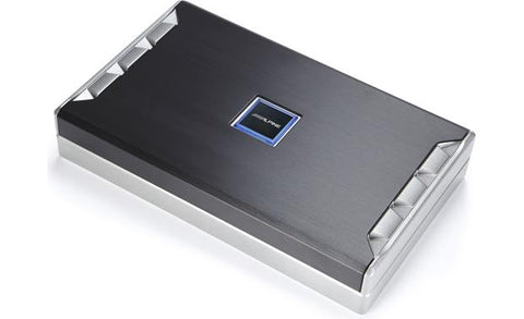 Alpine 1500W 5-Channel Class D Amplifier PDR-V75
