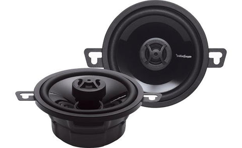 "Rockford Fosgate Punch 3.5"" 2-Way Speakers P132"