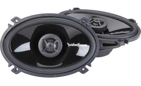 "Rockford Fosgate Punch 4"" x 6"" 2-Way Speakers P1462"