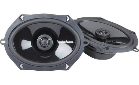 "Rockford Fosgate Punch 5"" x 7"" 2-Way Speakers P1572"