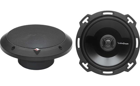 "Rockford Fosgate Punch 6"" 2-Way Speakers P16"