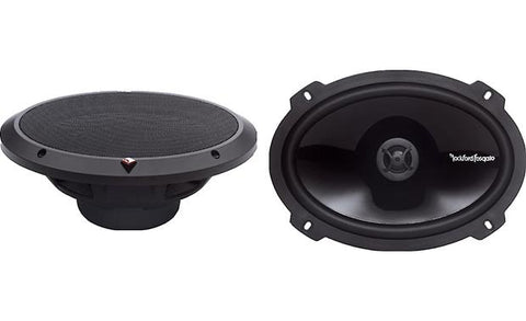 "Rockford Fosgate Punch 6"" x 9"" 2-Way Speakers P1692"