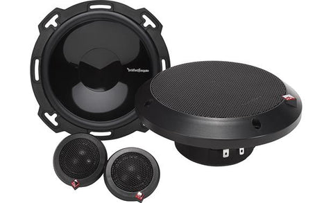 "Rockford Fosgate 6.5"" 2-Way Component Speaker System P16-S"
